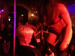 Fooling Around With Stripper