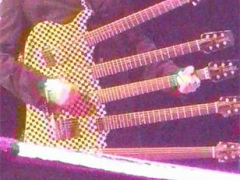 Cheap Trick Big Guitar