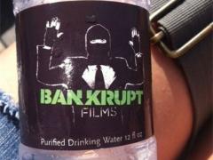 Bankrupt Films Water