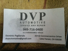 DVP Auto
