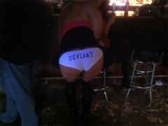 Defiant Ass