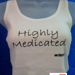 Highly Medicated tank-top