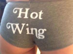 Hot Wing Panties