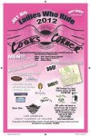 Ladies Who Ride Event Poster