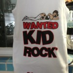 Kid Rock in Irvine, California, July, 2013.