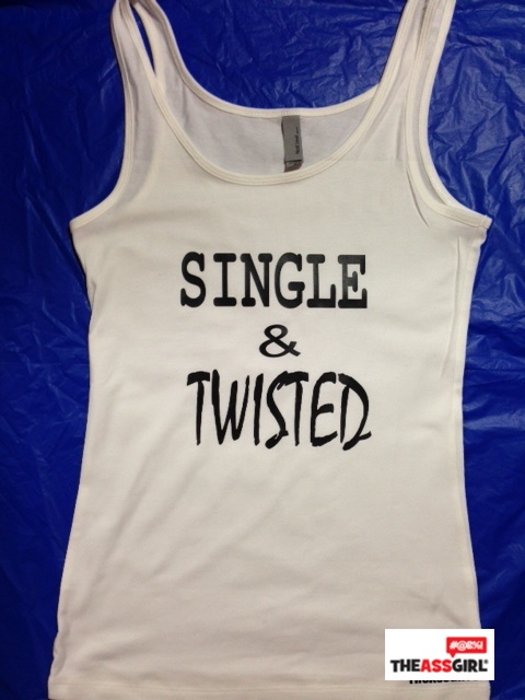 Single & Twisted Tank Top