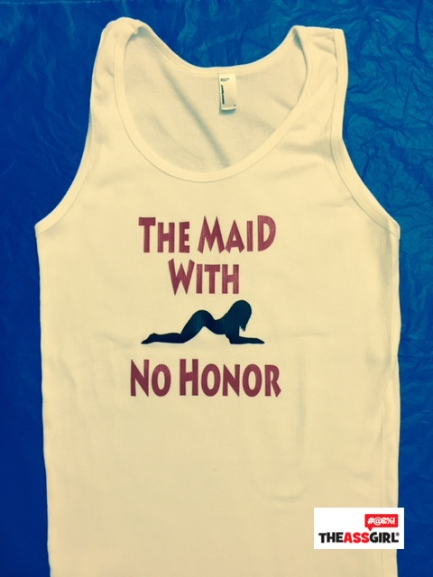 The Maid With No Honor Tank Top