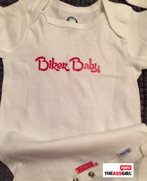 Biker Baby Onesie