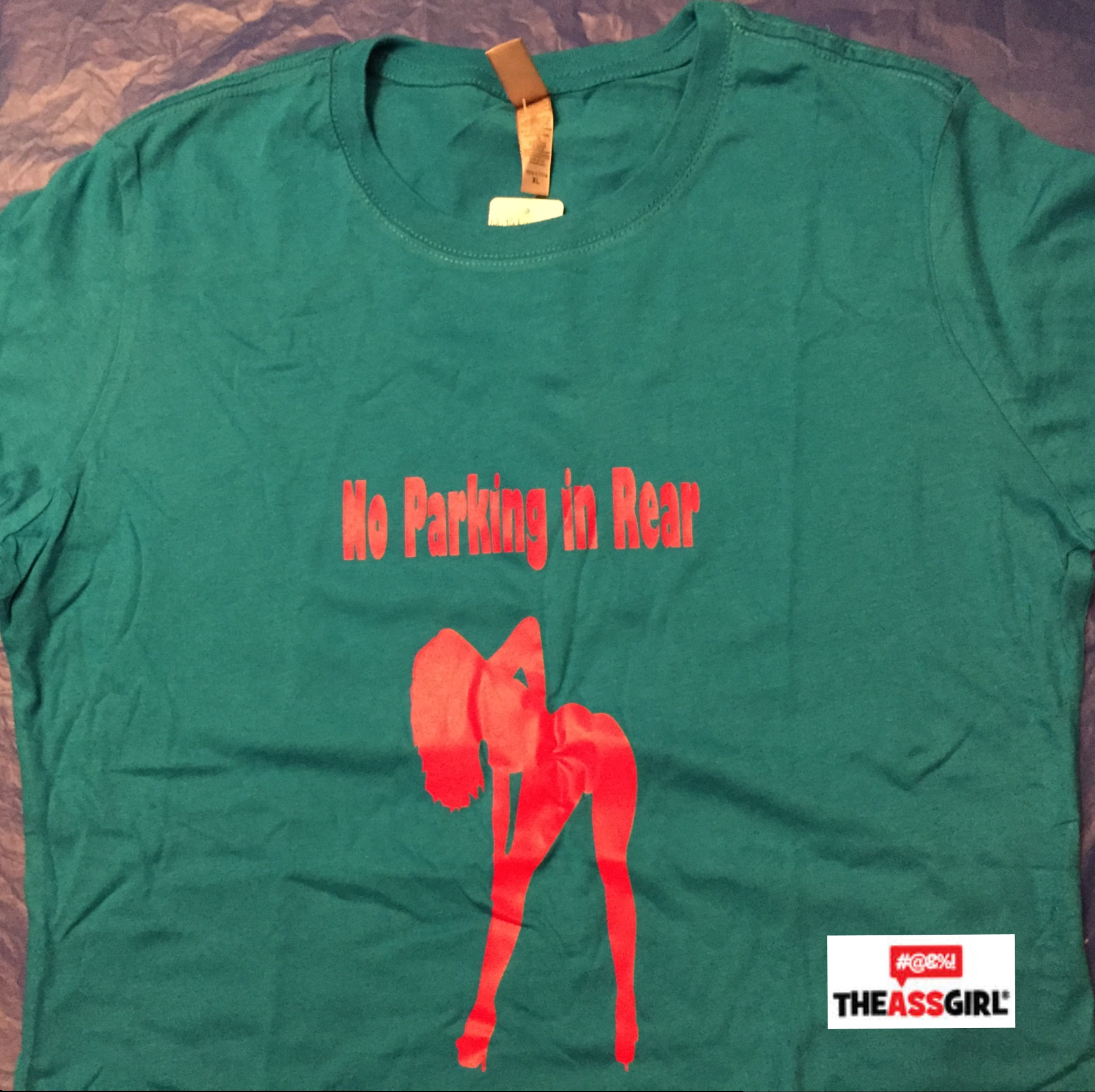 No Parking In Rear T-Shirt