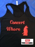 Concert whore