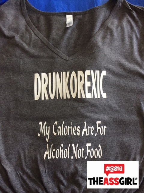 Drunkorexic Shirt