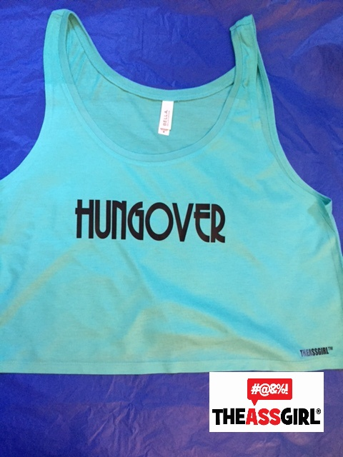Hungover Tank Top