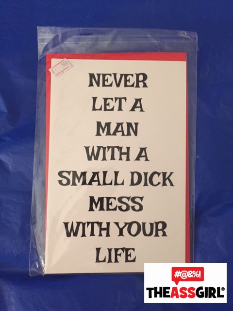 Greeting Card Smackage