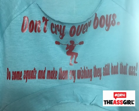Don't Cry Over Boys Top
