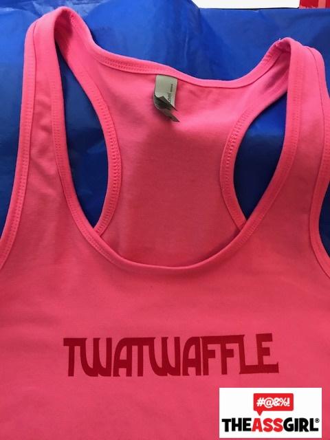 Twatwaffle Tank Top