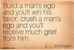 male ego