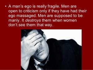 mens ego