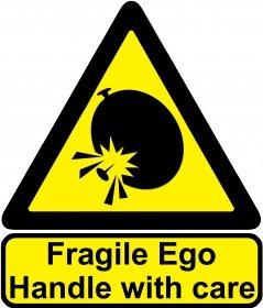 mens fragile ego